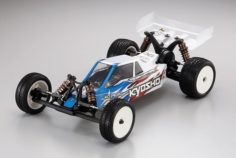 Kyosho Ultima RB6 & RB6.6