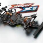 F1 Xray x1 2017