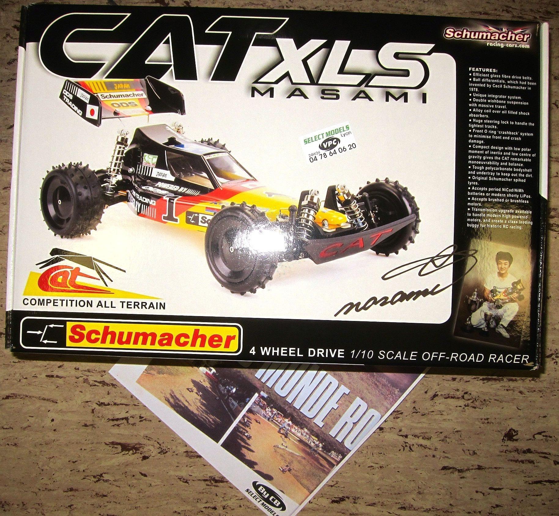 CAT XLS Masami