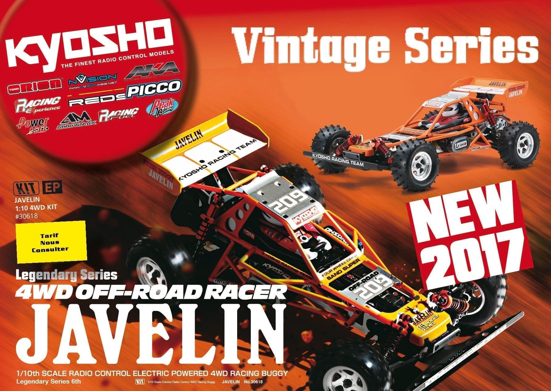 5 voitures vintage Kyosho !