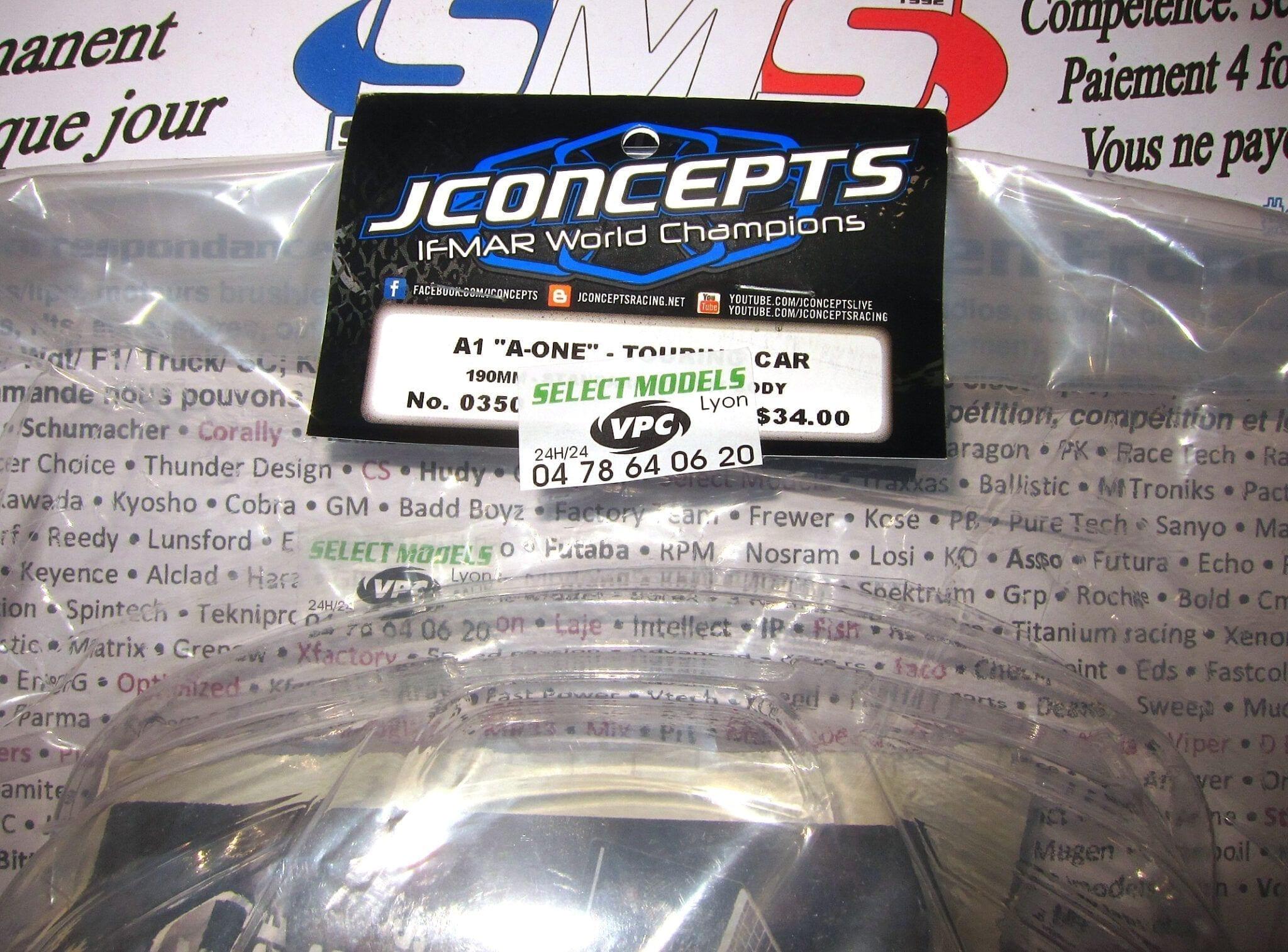 Jconcepts A-one 190mm