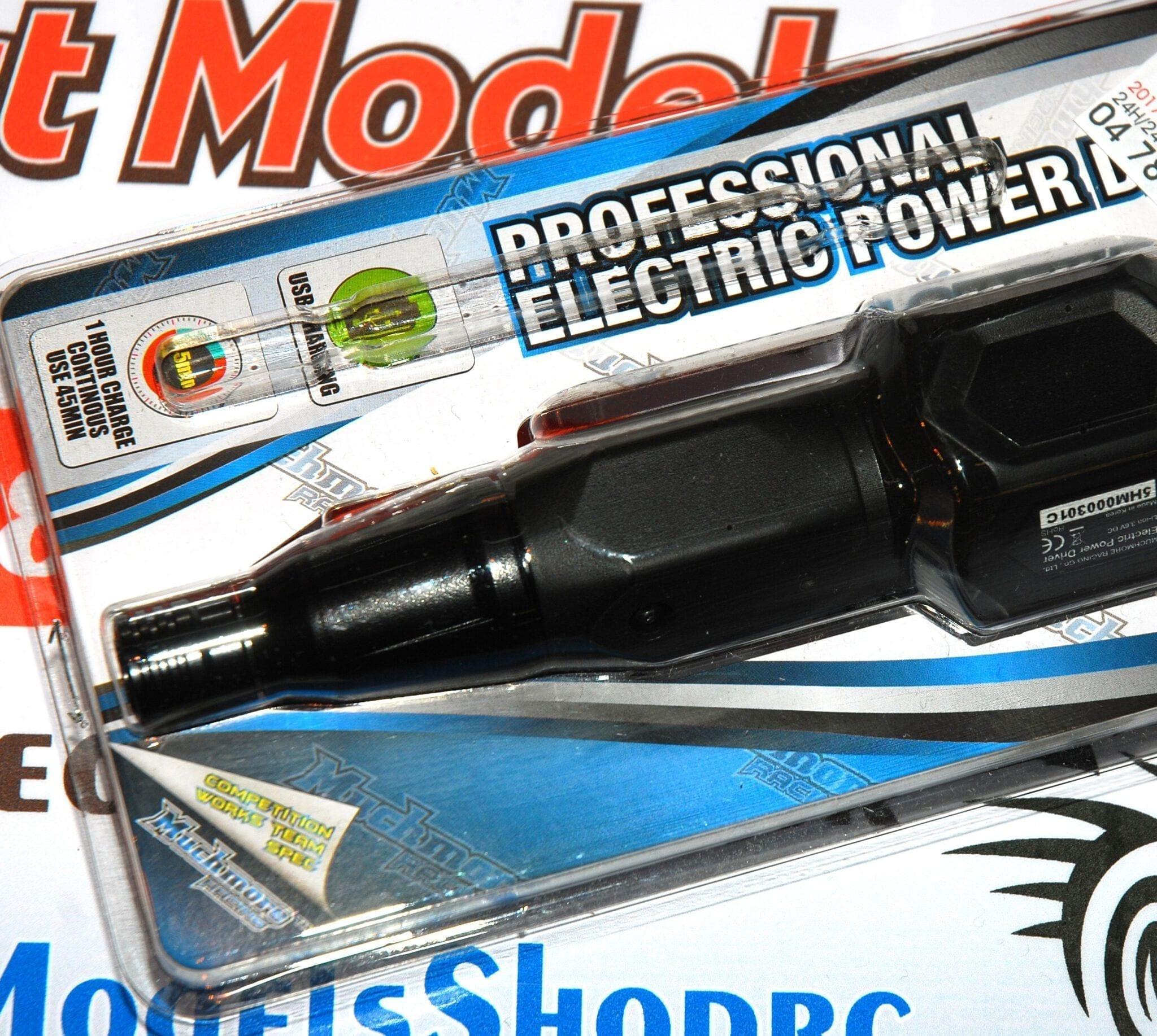 Tournevis électrique Muchmore