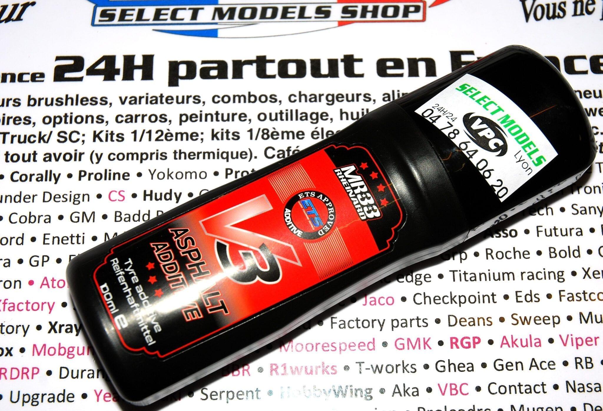Mr33 version V3 Asphalt