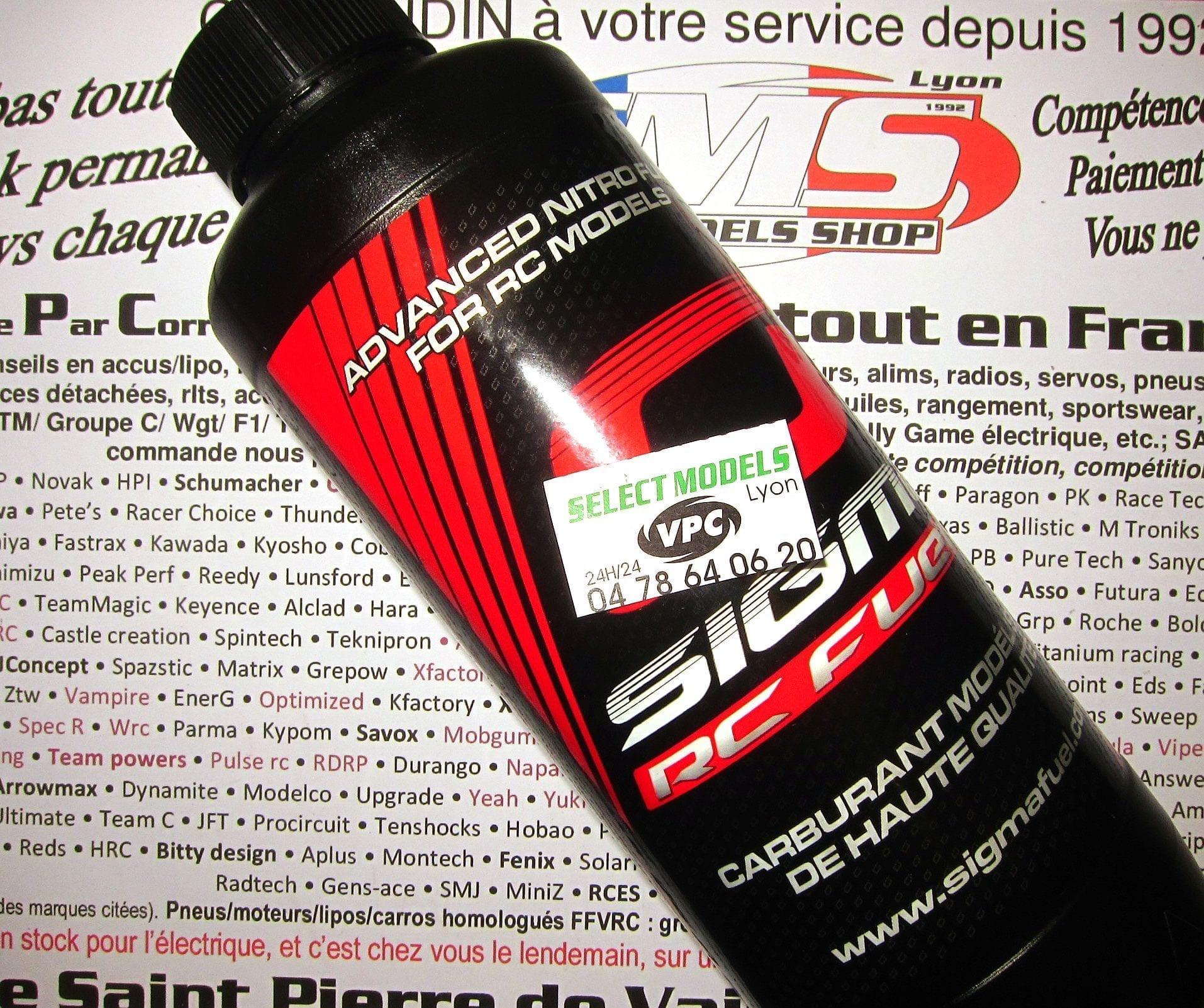 Carburant Sigma 1L 25%