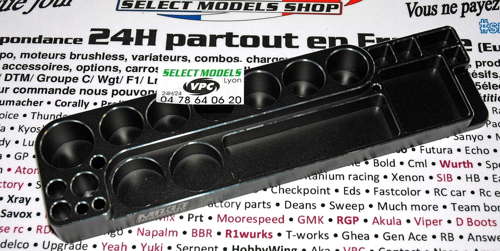 Support outils de stand MR33