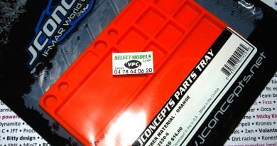 Part tray orange Jconcept