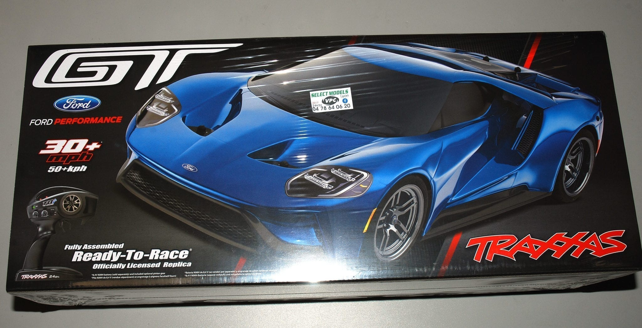 Ford GT 4 Traxxas