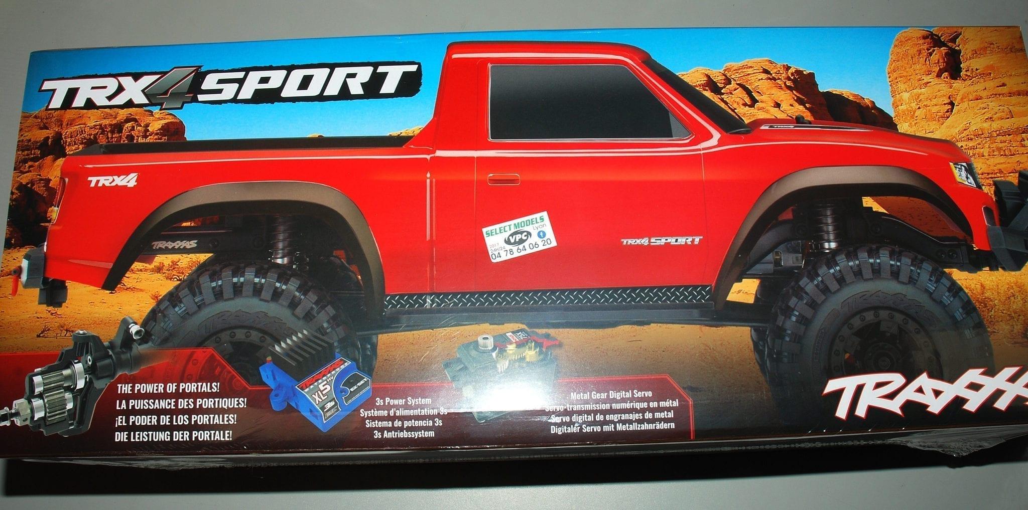 Trx 4 Sport Traxxas