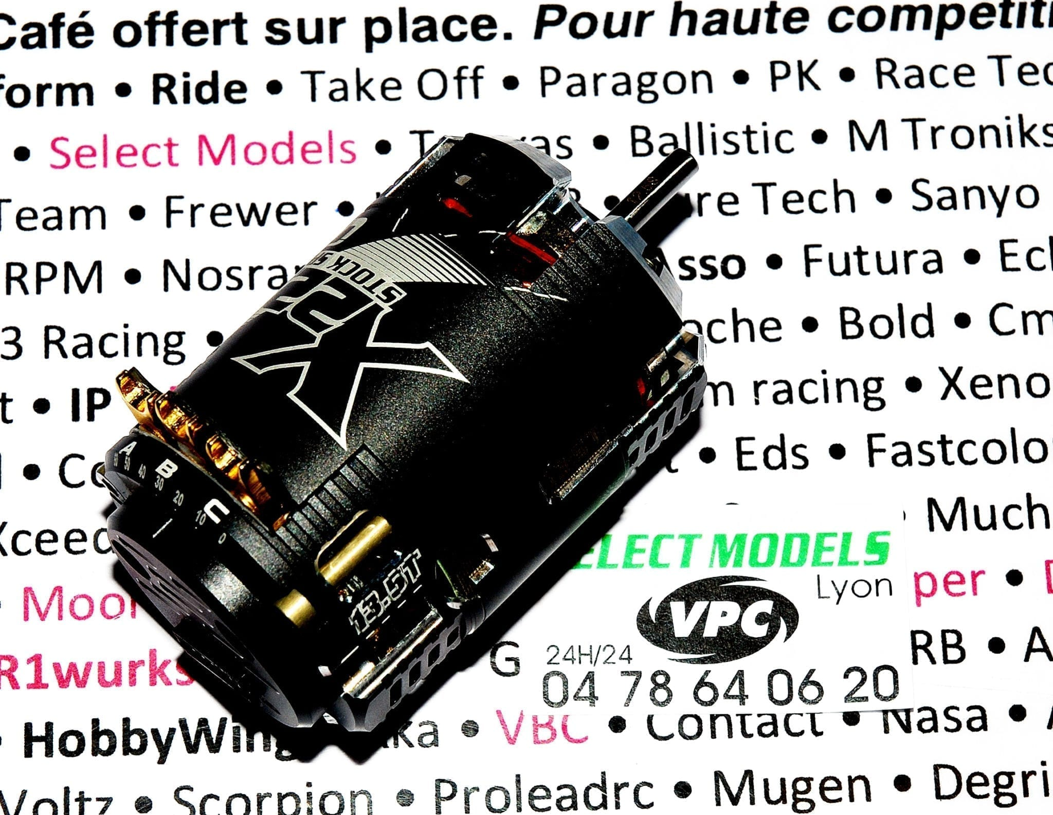 X22 LRP stock 13.5 EFRA