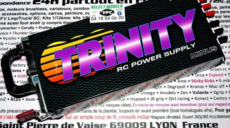 Alimentation 220v 12V 75A Trinity