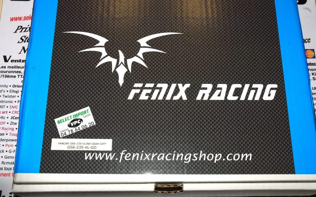 FENIX pancar 1/10 g56