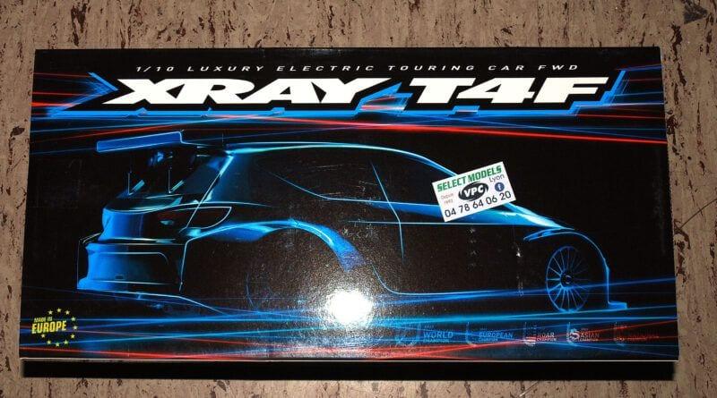 XRay T4F