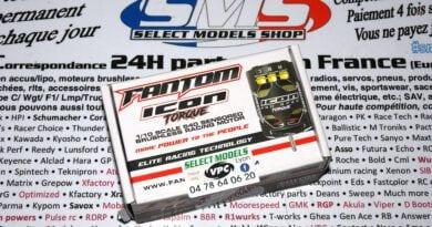 Fantom Icon torque
