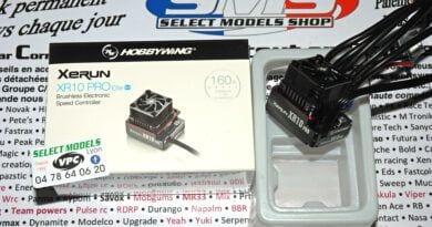 Hobbywing XR10 PRO G2 Elite