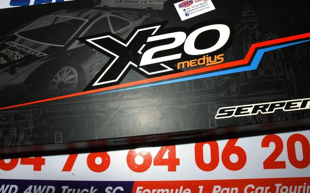 Serpent X20 Medius