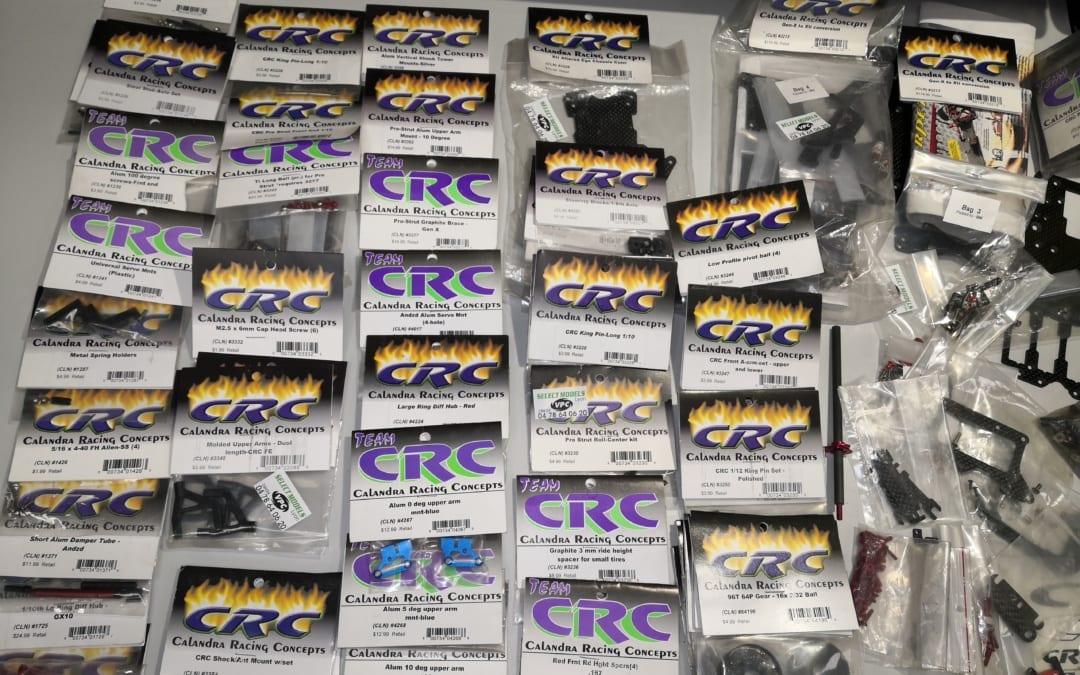 Pièces Vintage CRC GenX GenXTi