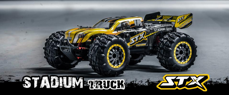 Funtek Stadium Truck 4wd STX