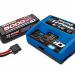 Traxxas Pack 4S 5000Mah + Chargeur Live